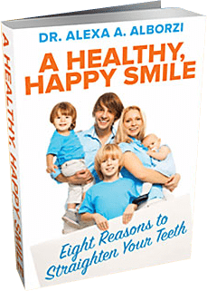 a healthy happy smile 8 reasons to straighten your teeth book by dr alborzi
